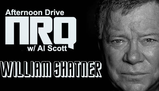 William Shatner Joins Al Scott