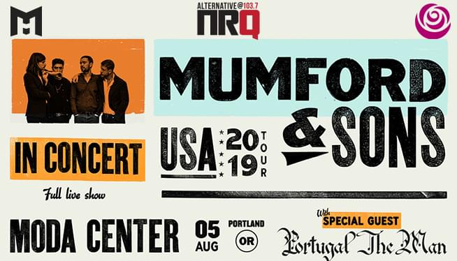Mumford & Sons With Portugal The Man