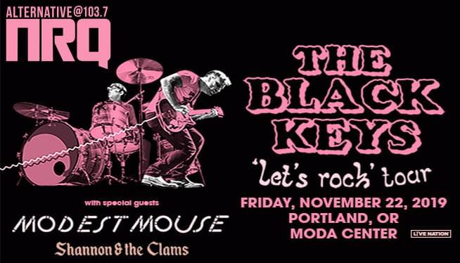 CHECK OUT THE BLACK KEYS AT MODA