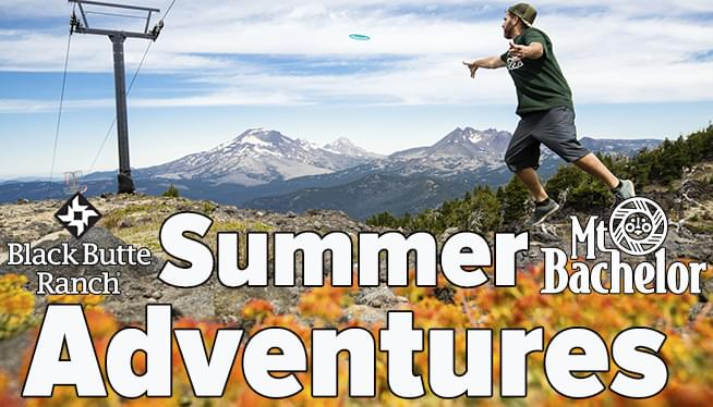 Have A Summer Adventure With KNRQ and Mt Bachelor