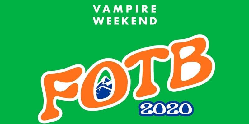 Vampire Weekend: Father of The Bride Tour 2020
