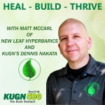 Heal, Build, & Thrive!