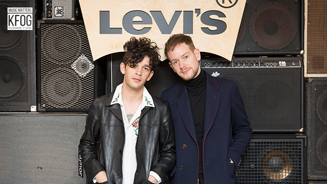 KFOG Private Concert: The 1975 – Gallery