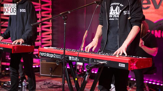 """KFOG Private Concert: Bastille – """"Fake It"""""""