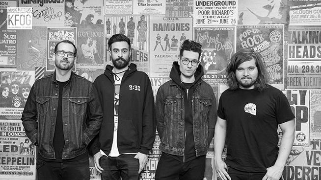 KFOG Private Concert: Bastille – Interview