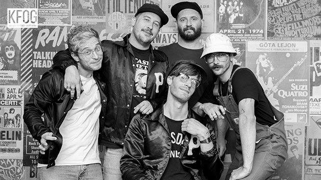 KFOG Private Concert: Portugal. The Man – Gallery