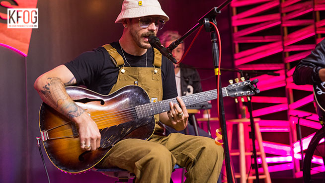"""KFOG Private Concert: Portugal. The Man – """"So Young"""""""