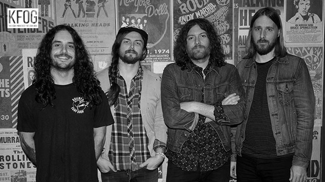 KFOG Private Concert – J Roddy Walston & The Business Gallery