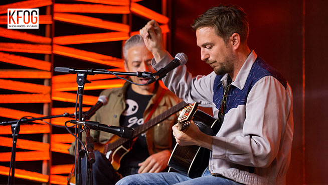 """KFOG Private Concert: JD McPherson – """"Lucky Penny"""""""