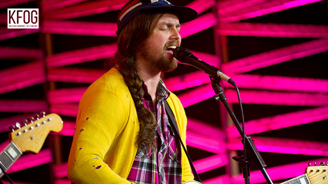 """KFOG Private Concert: J Roddy Walston and the Business – """"Heart Is Free"""""""