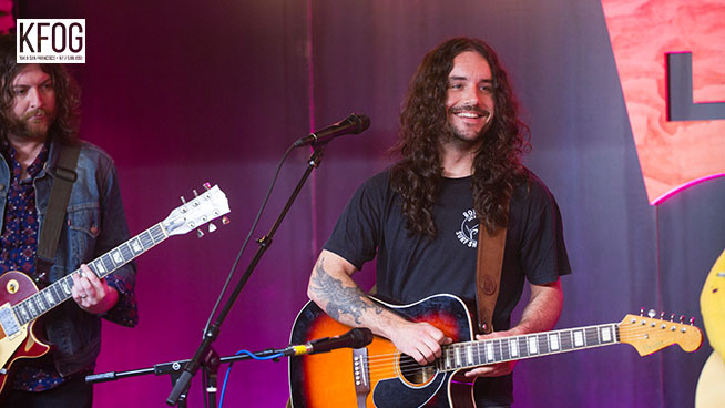 KFOG Private Concert: J Roddy Walston and the Business – Interview