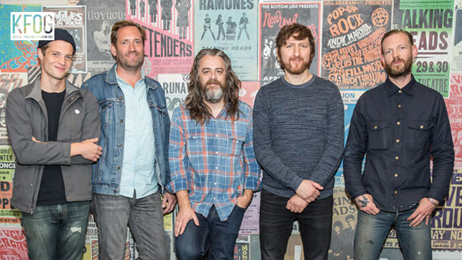 KFOG Private Concert: Minus The Bear – Gallery