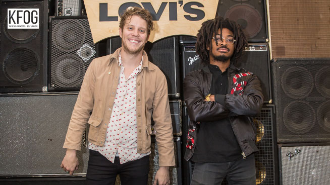 KFOG Private Concert: Anderson East – Gallery