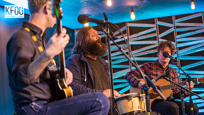 """KFOG Private Concert: Deer Tick – """"The Dream's In The Ditch"""""""