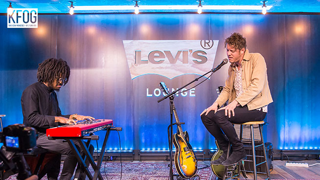 """KFOG Private Concert: Anderson East – """"House Is A Building"""""""