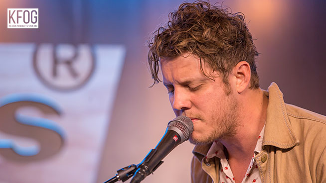 """KFOG Private Concert: Anderson East – """"All On My Mind"""""""