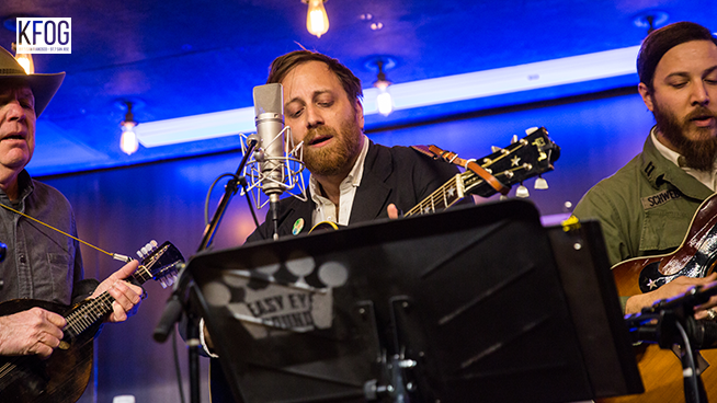 """KFOG Private Concert: Dan Auerbach – """"Trouble Waits for You"""""""