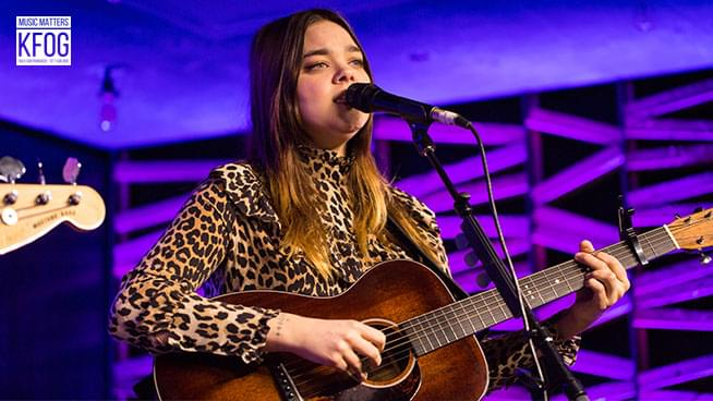"""KFOG Private Concert: First Aid Kit – """"My Silver Lining"""""""