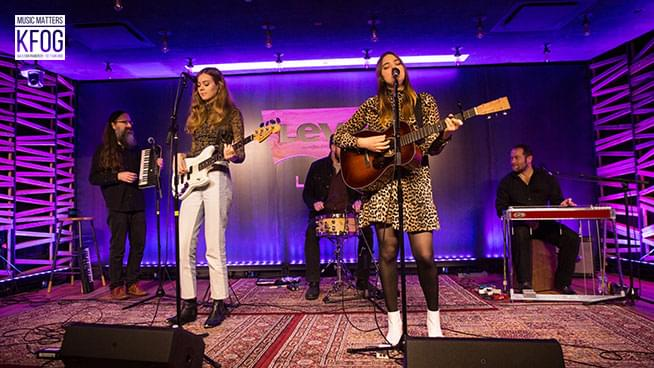 KFOG Private Concert: First Aid Kit – Full Concert