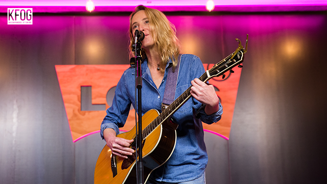 """KFOG Private Concert: Lissie -""""Blood and Muscle"""""""