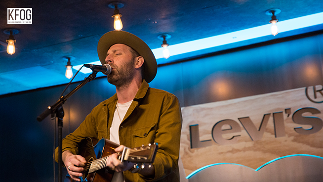"""KFOG Private Concert: Mat Kearney – """"Nothing Left To Lose"""""""