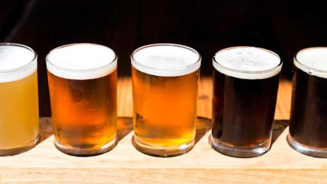 Beer For Breakfast with Alameda Island Brewing Company