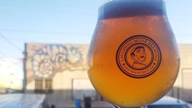Discover Belgium style beers with San Francisco's Laughing Monk Brewing