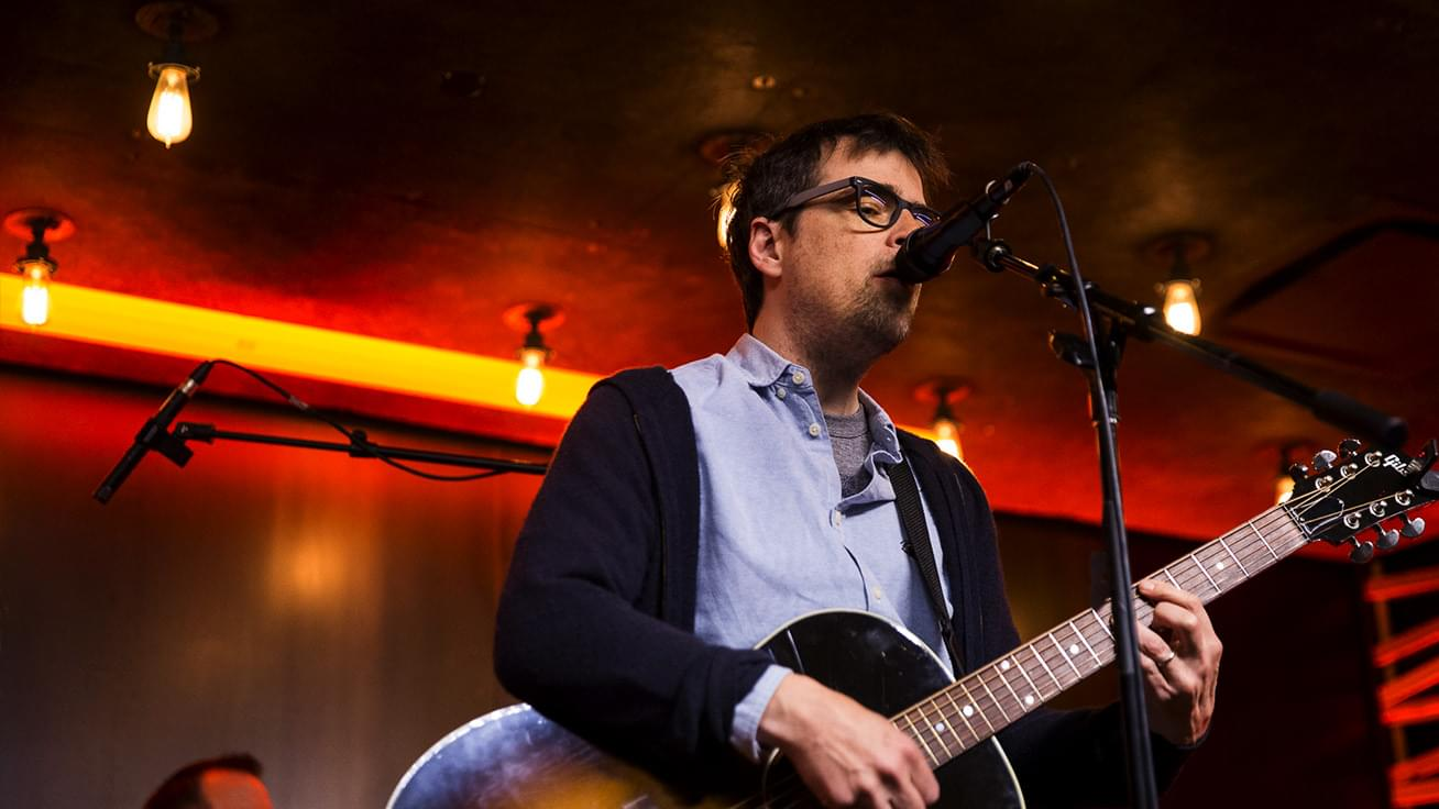 """KFOG Private Concert: Weezer – """"Say It Ain't So"""""""