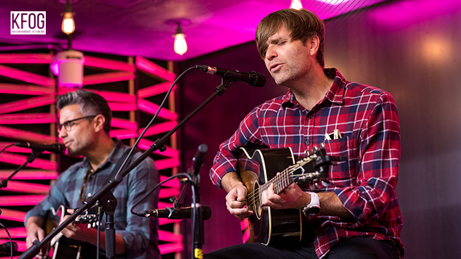 """KFOG Private Concert: Death Cab For Cutie – """"Gold Rush"""""""