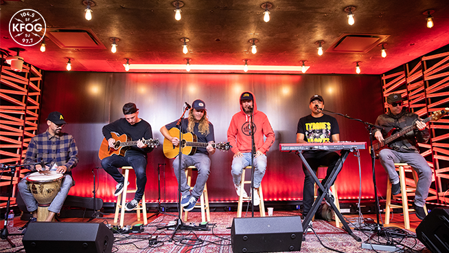 """KFOG Studio Session: Dirty Heads – """"Visions"""""""