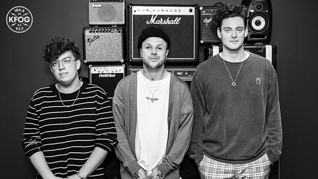 KFOG Studio Session: lovelytheband – Interview