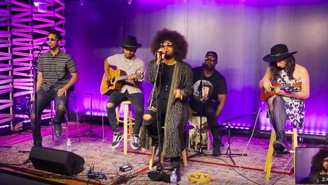KFOG Studio Sessions: Just Loud – Soul Train