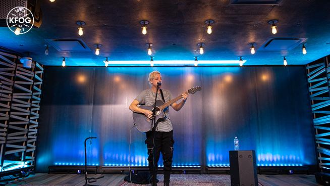 KFOG Studio Session: Robert DeLong – Full Concert