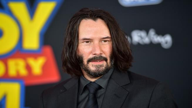 Good News: Keanu Reeves In Talks to Join The MCU