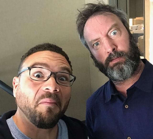 LISTEN: Tom Green talks to Arthur about the origins of his show on MTV, stand-up, and his unusual protest