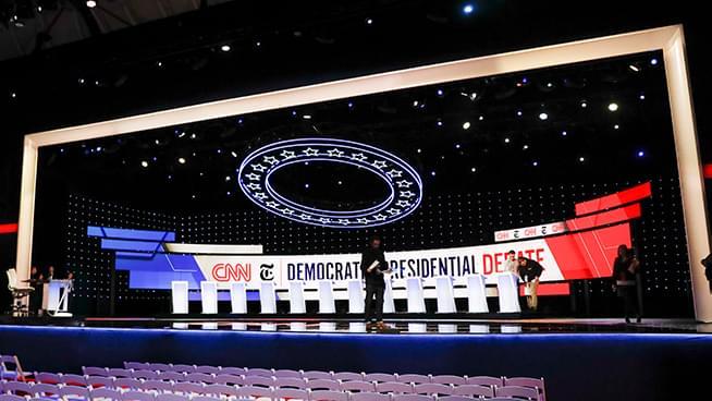 Politico's David Siders on the Democratic Debates