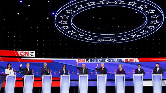 The Debate According to John Rothmann