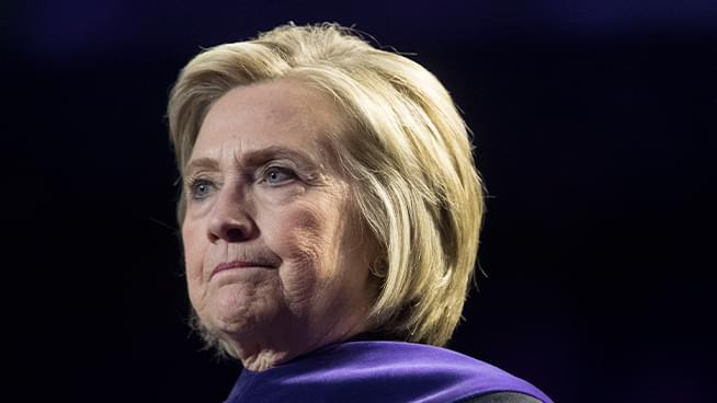 Russian Russian Everywhere! Hillary Clinton Claims to Know Russia's 2020 Plan