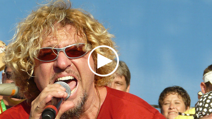 Tool pranks fans on April Fools with announcement of Sammy Hagar addition