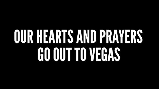 Updates on the horrific tragedy in Las Vegas