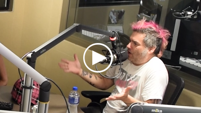 Fat Mike talks Trump, festivals, music industry and more