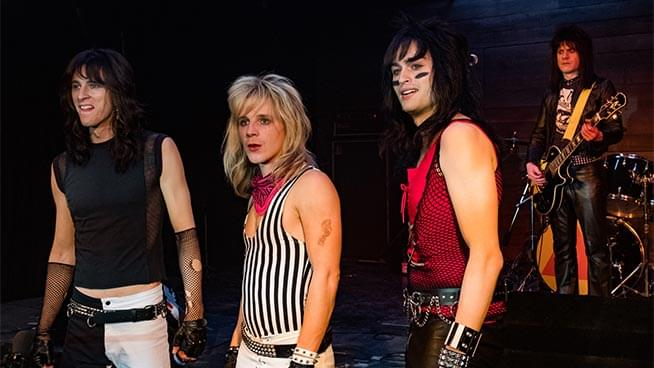 """Tommy Lee Defends Mötley Crüe Biopic """"The Dirt"""" Despite Negative Reviews from Critics"""