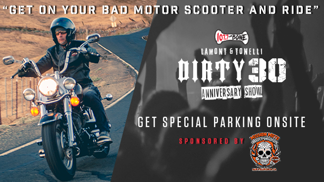 L&T Dirty Thirty – Ride to the Show!