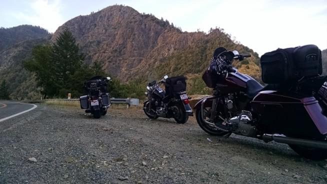 LISTEN: Riding California Mountains