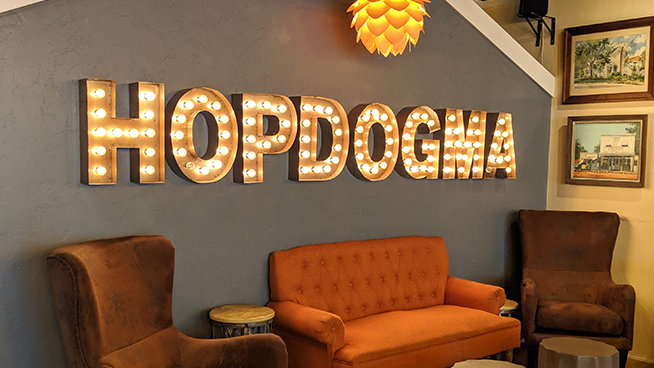 Prepare Yourself: The Second Coming of Hop Dogma is Here
