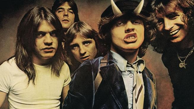 """AC/DC releases exclusive live videos of """"The Jack"""" and """"Highway to Hell"""" from the 1970s"""