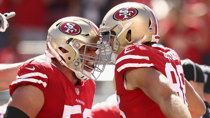 49ers Notebook: Richburg, Ford return as Pettis sits, addresses Shanahan's call for improvement
