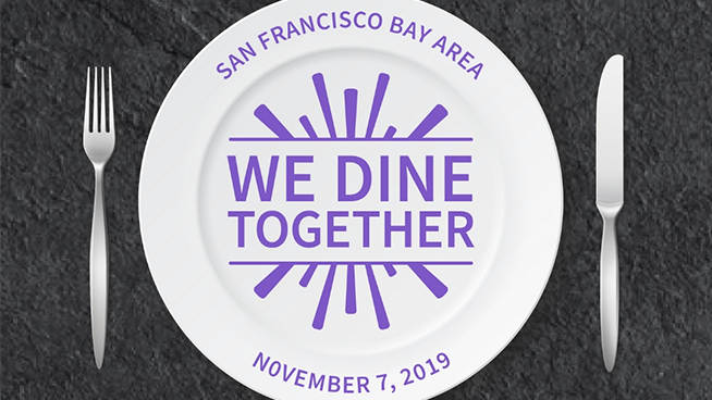 November 7: We Dine Together: Benefiting Beyond Differences + No One Eats Alone Day