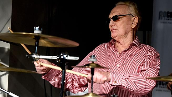 Ginger Baker (August 19, 1939 – October 6, 2019)