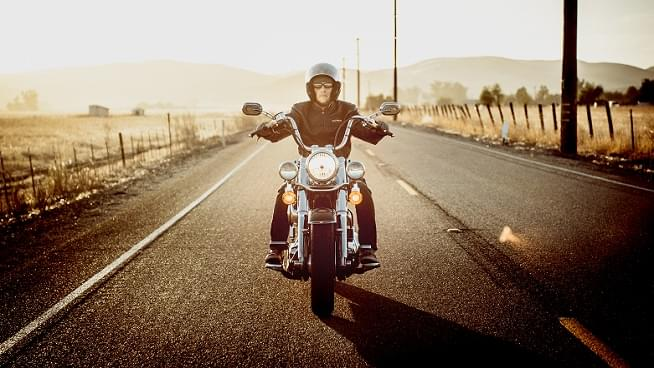 Ride Motorcycles for Better Health?